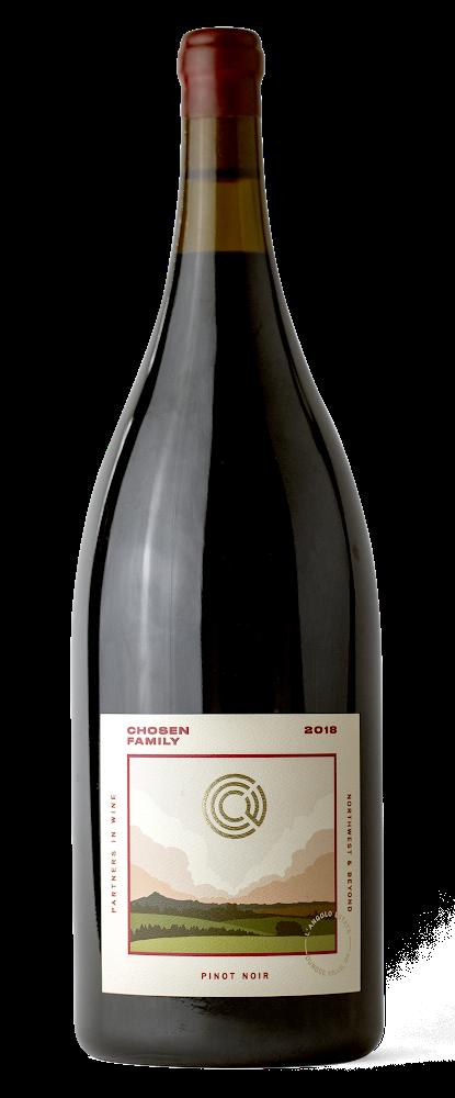 2018 Pinot Noir Magnum