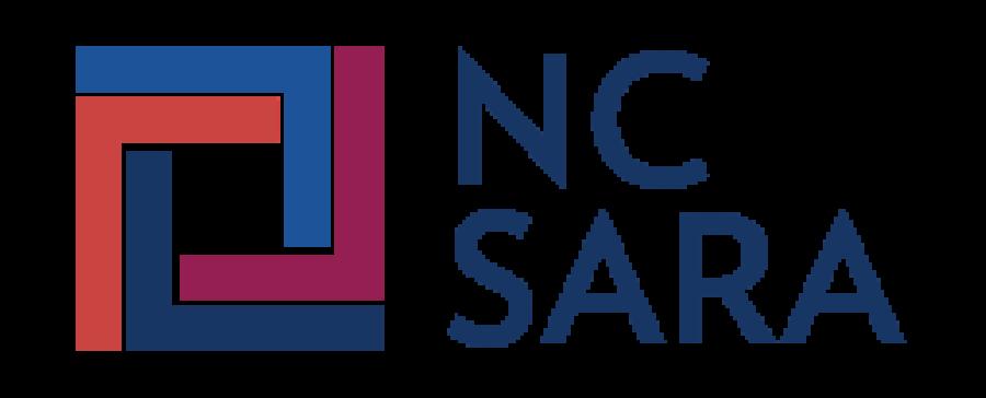 Main logo for NC-SARA