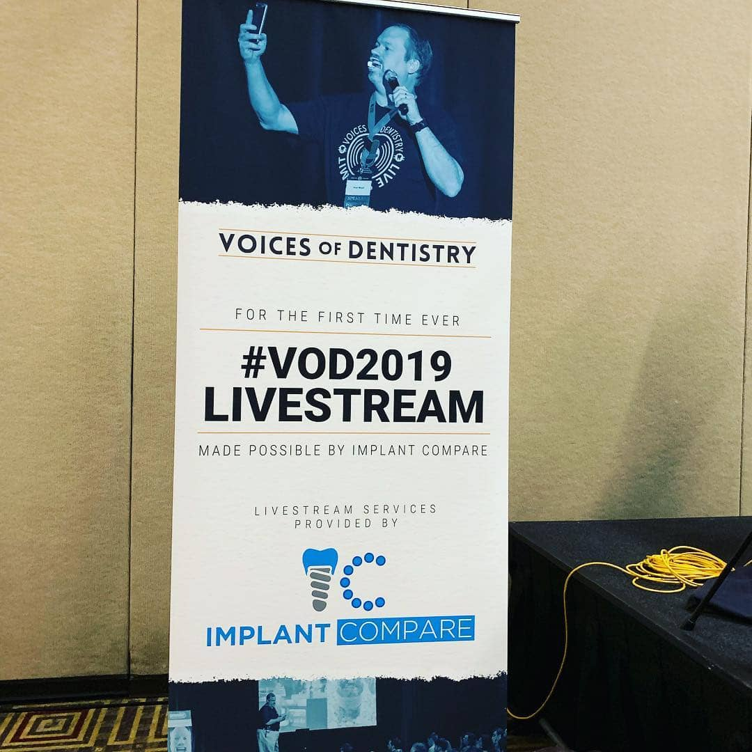 Voices of dentistry 2019