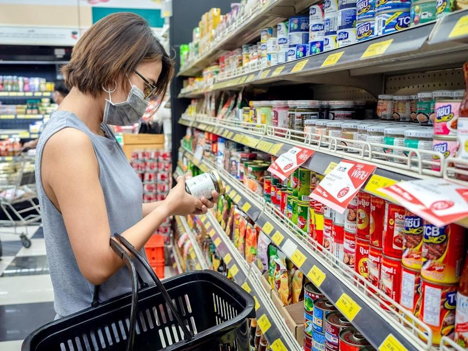 This is the Least Crowded Time to Grocery Shop, Data Shows