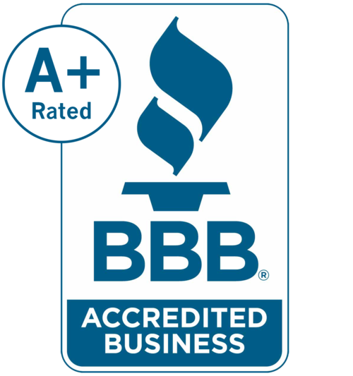 BBB acredited business icon remodeling