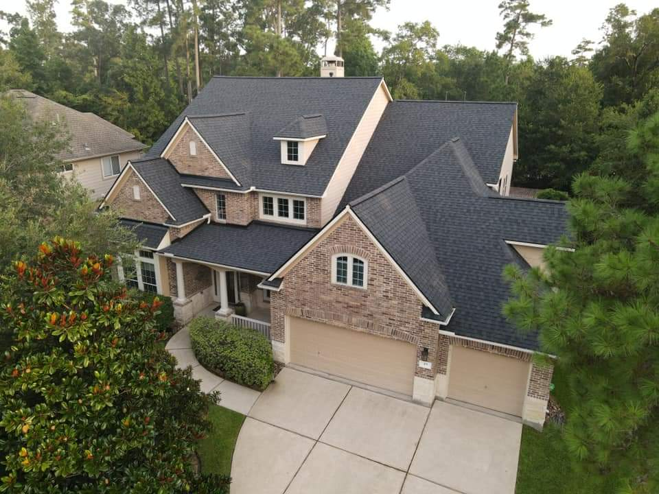 Roofing The Woodlands
