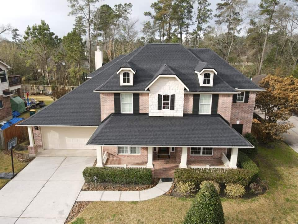 roofing company in spring texas