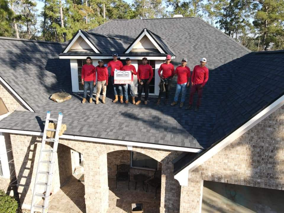 service first construction group
