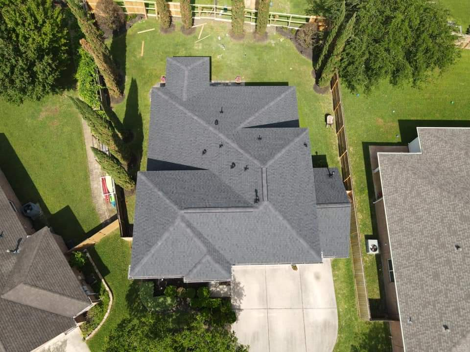 roofing company in spring and the woodlands