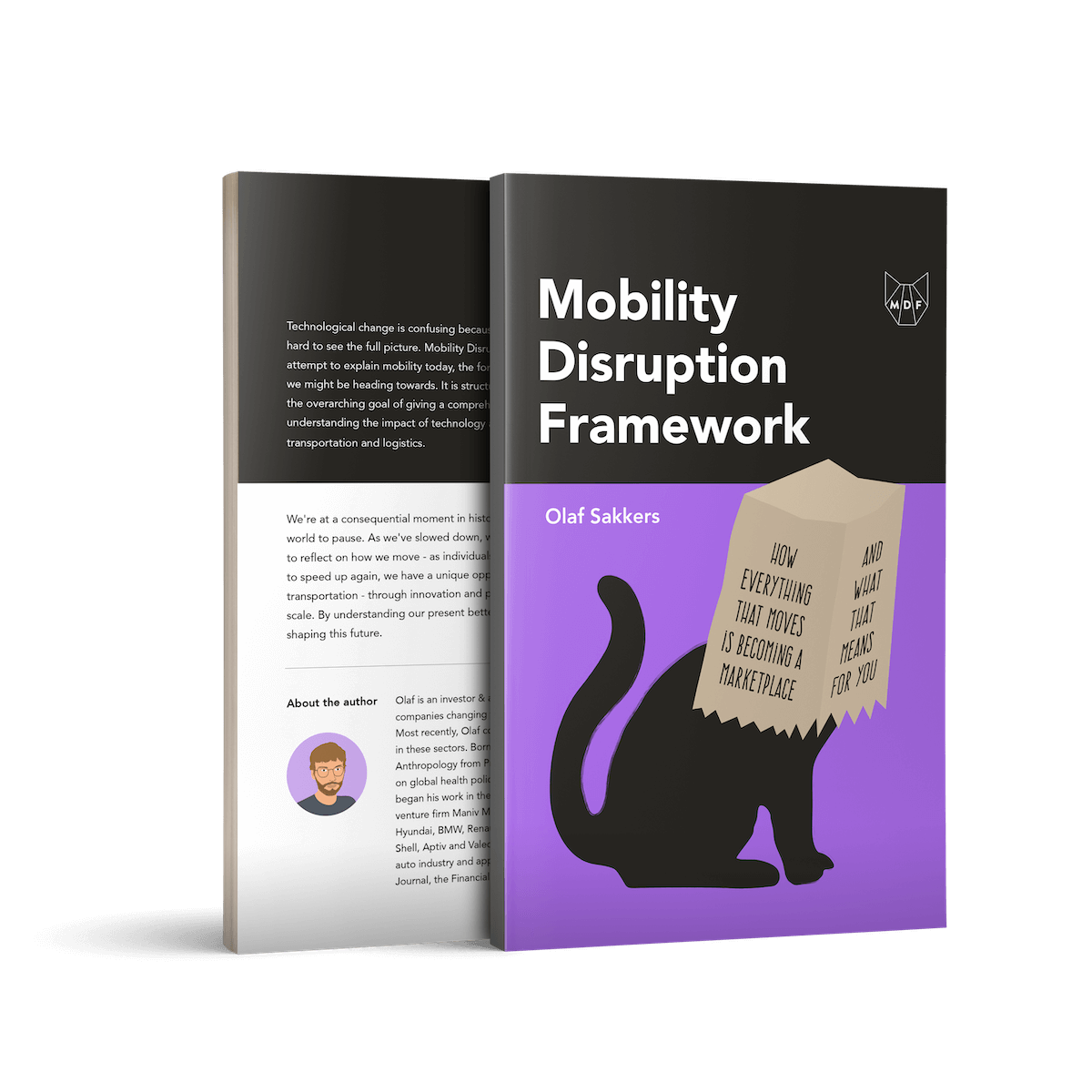 Mobility Disruption Framework book rendering