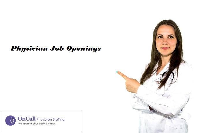 Physician Job Openings