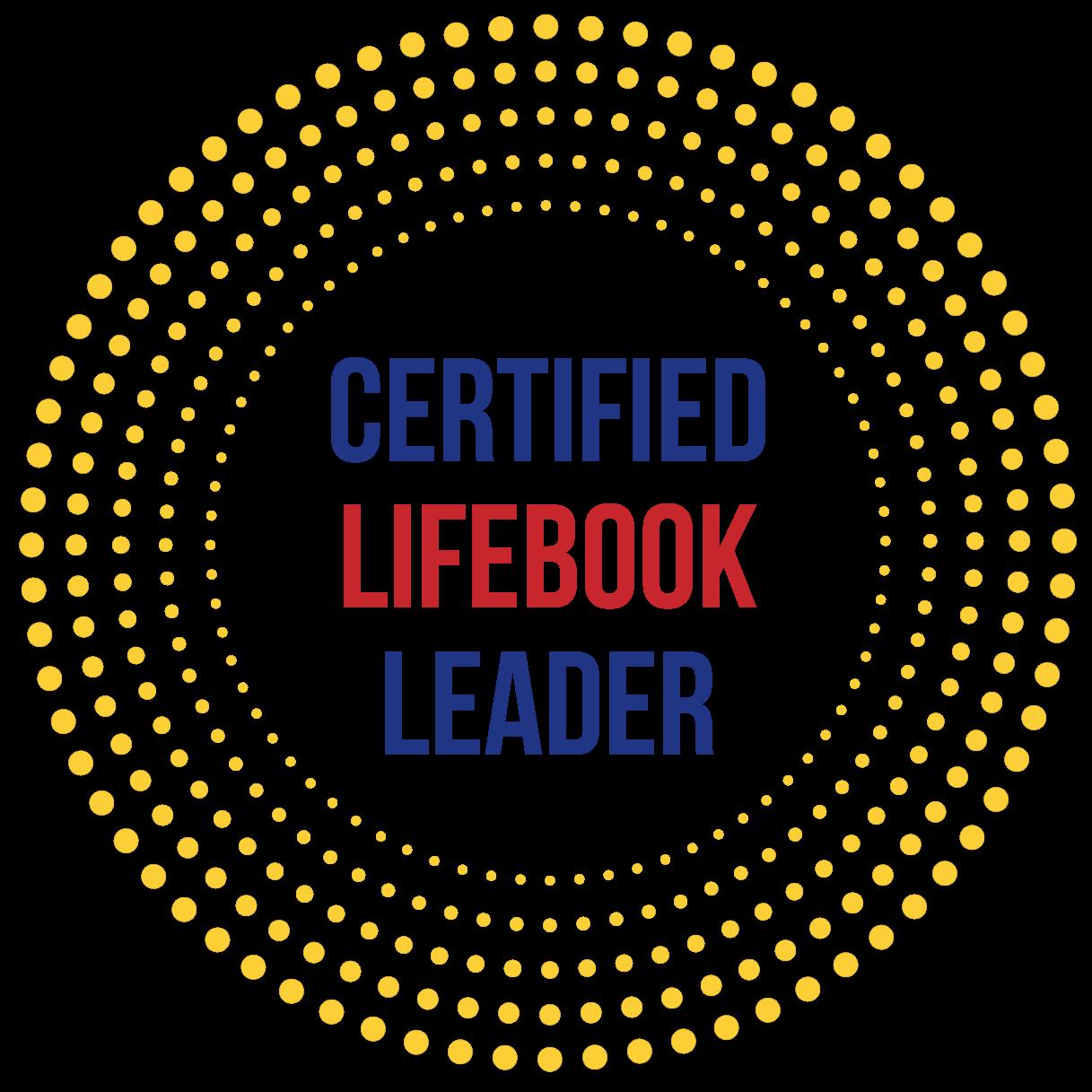 Certified Lifebook Leader badge