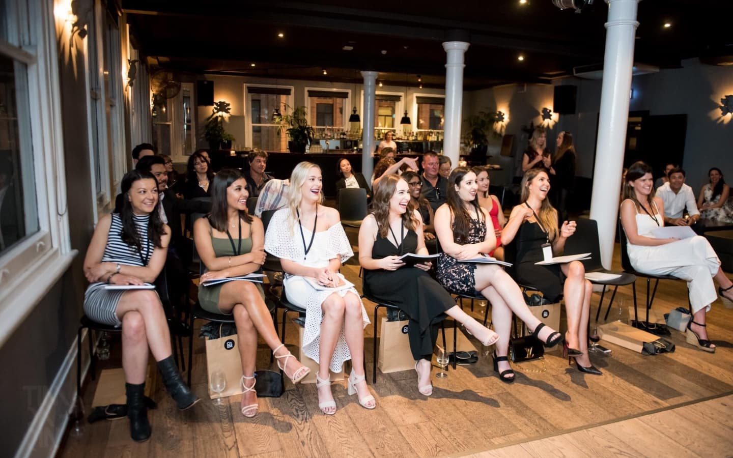 How studying at the College of Event Management prepared me for my first role at