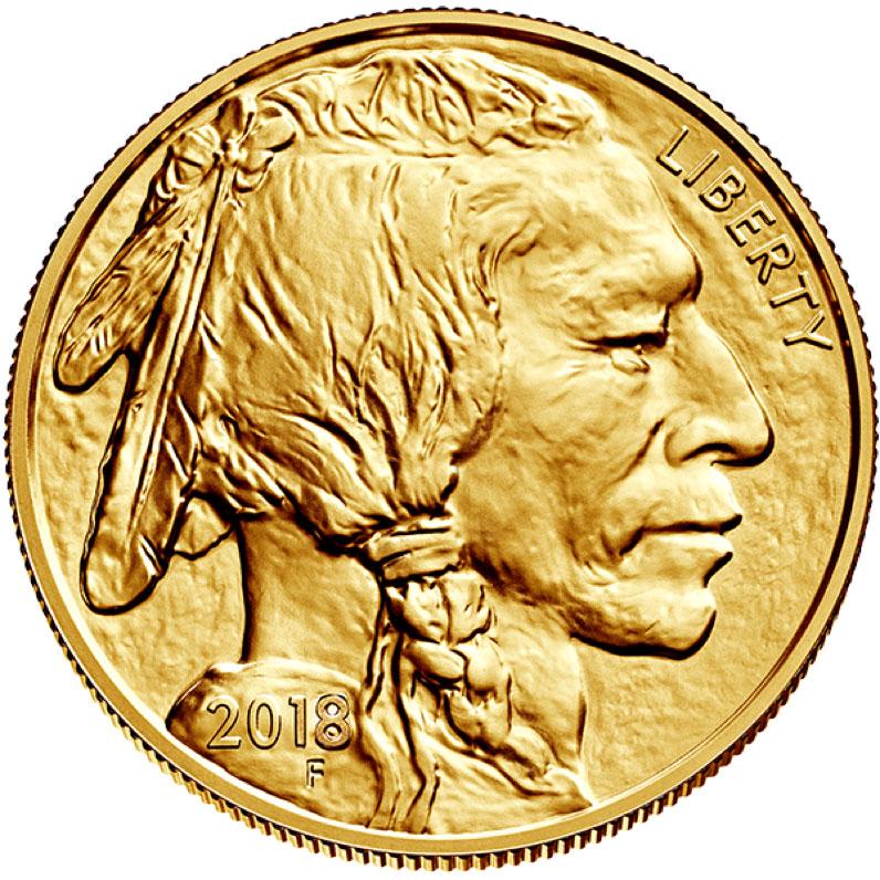 2018 American buffalo coin