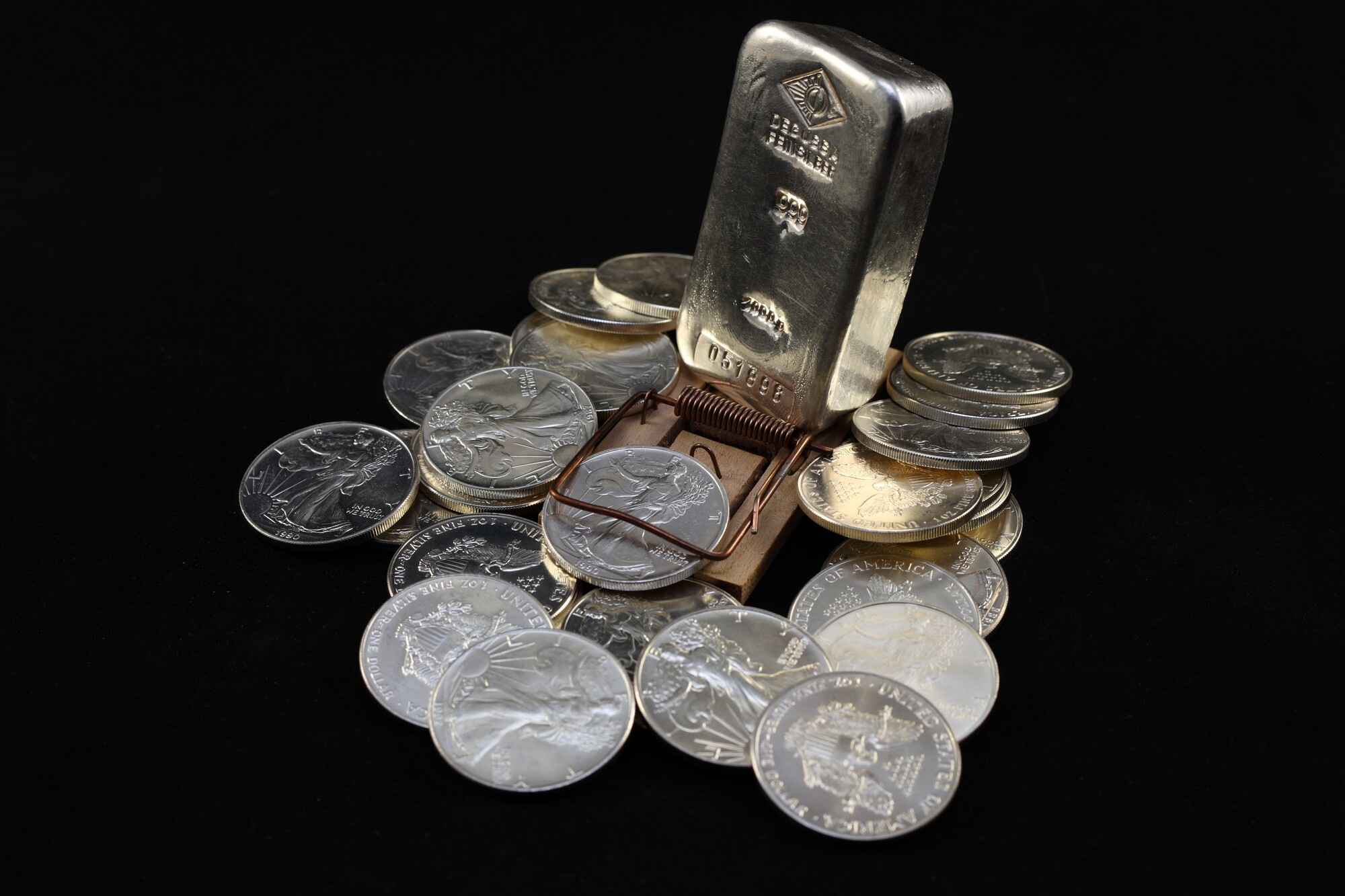 American Silver Eagle Coins west palm beach