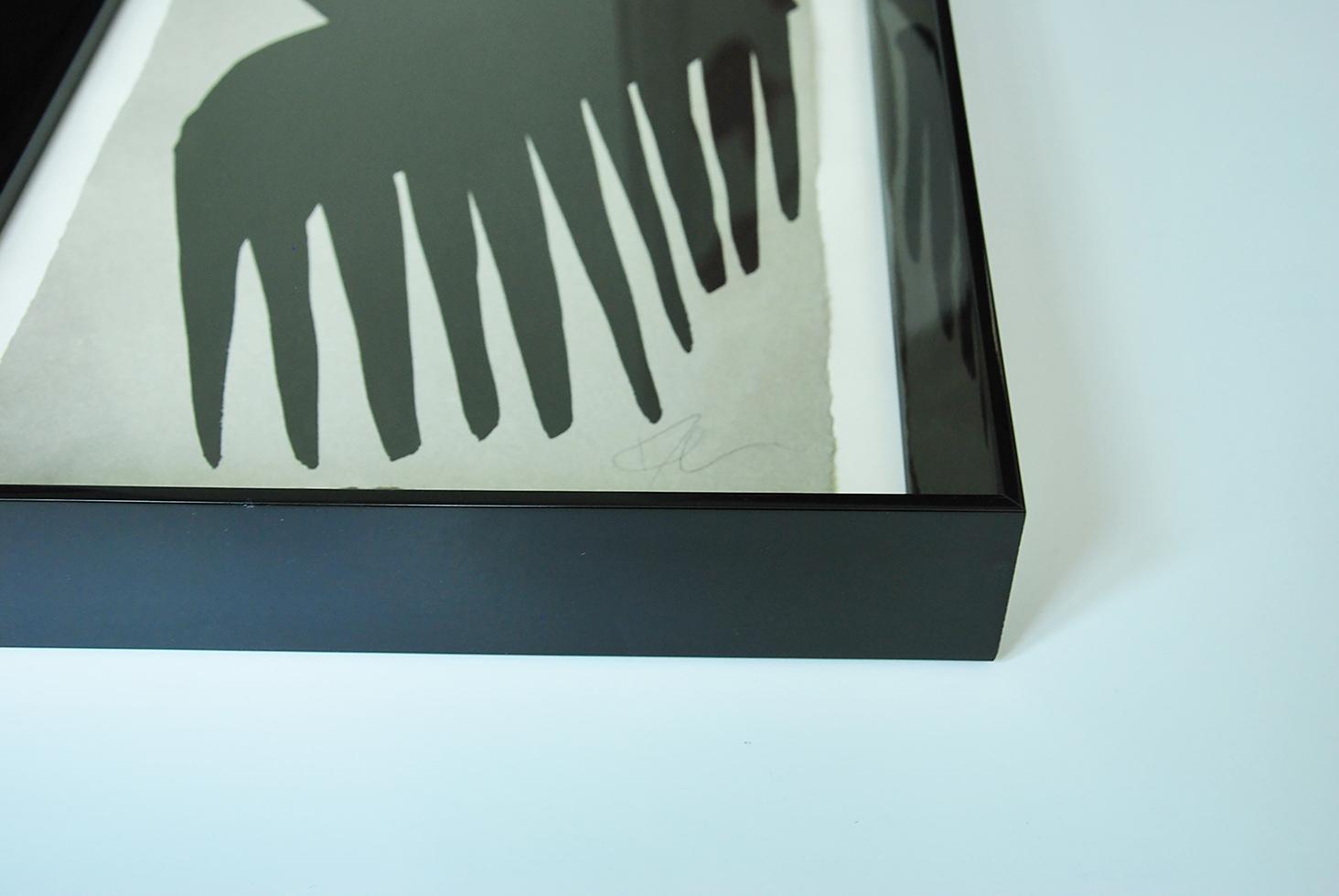 abstract shapes three