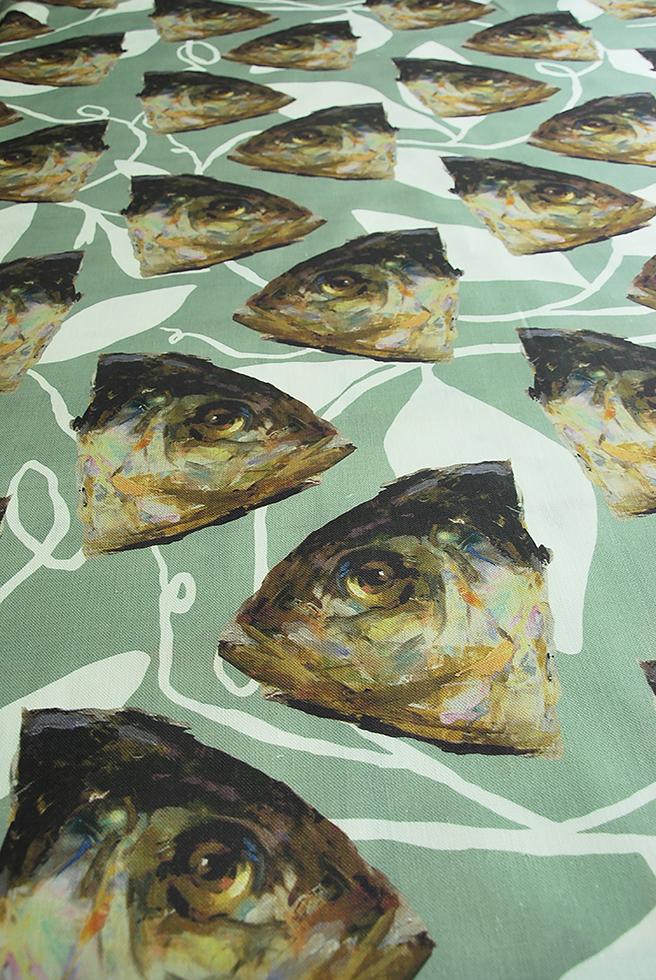 Cool Fish & Vine X Mia Bergeron