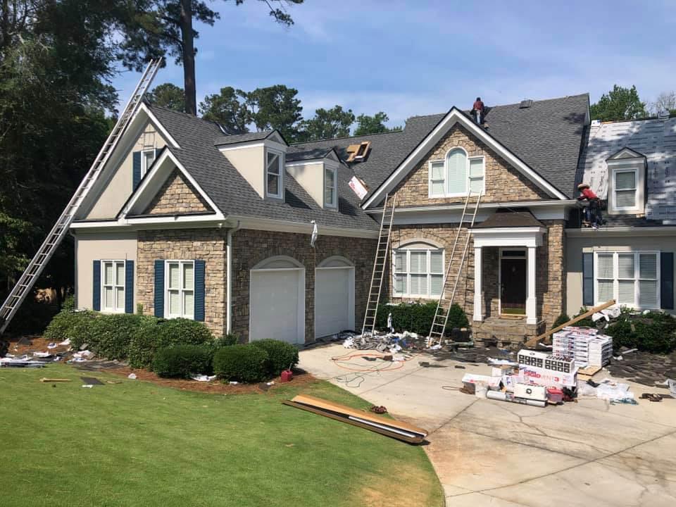 Roofing installation in Aiken, SC