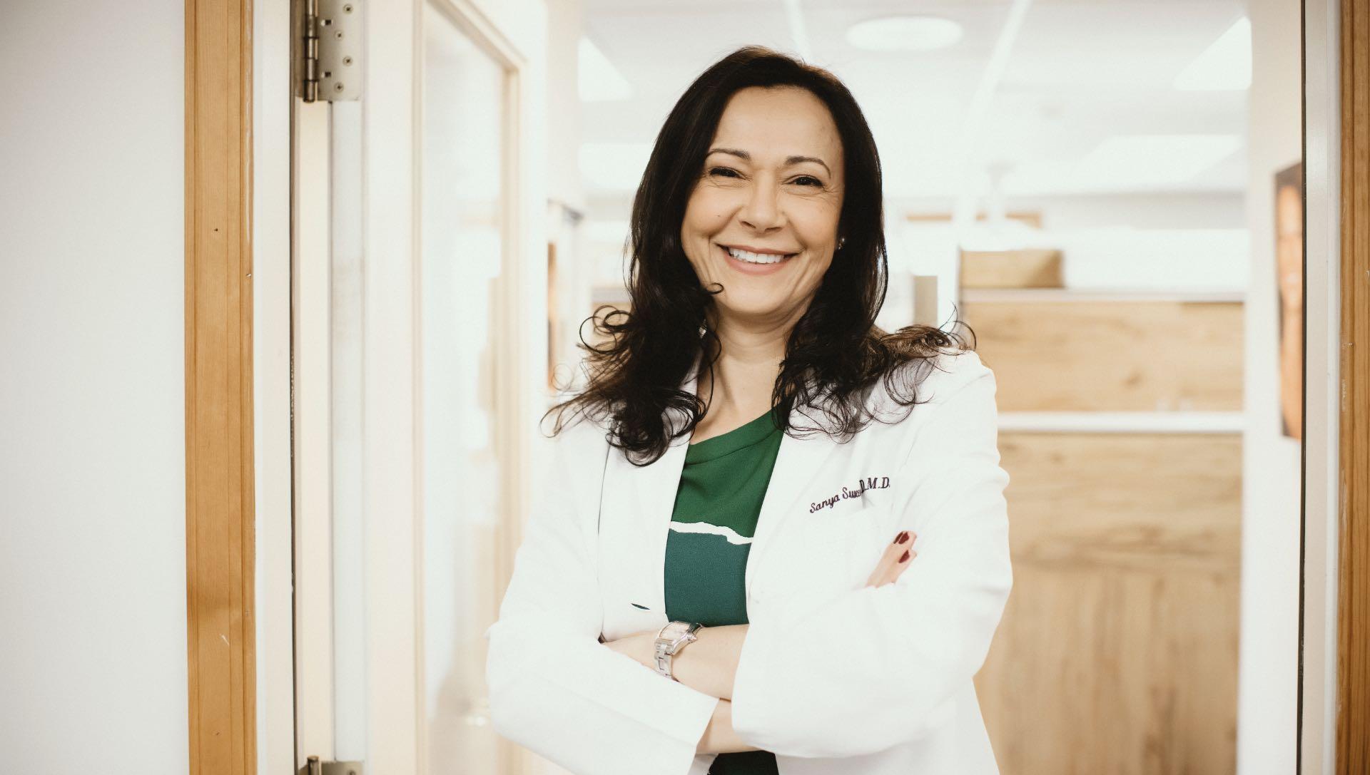 Photo of Riverton dentist, Dr. Sanya Sweeney-Fonesca