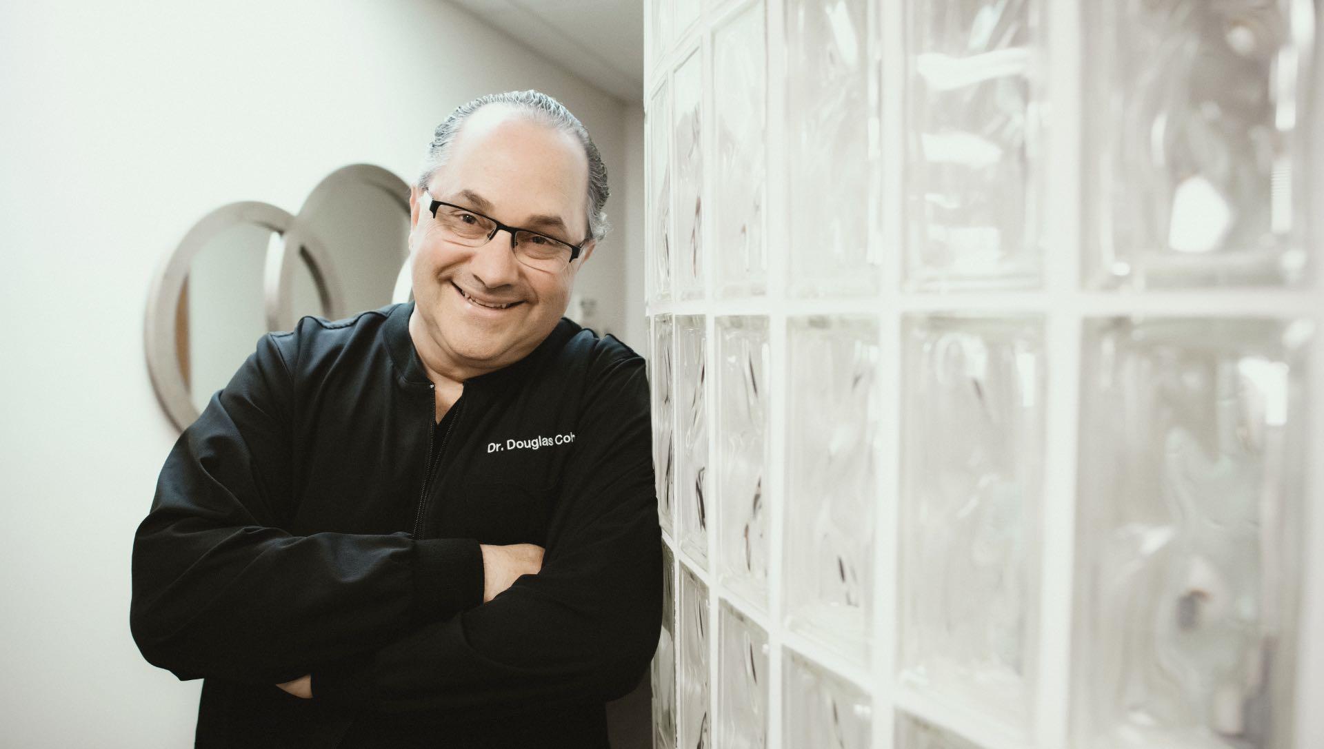 Photo of Marlton dentist, Dr. Douglas Cohen
