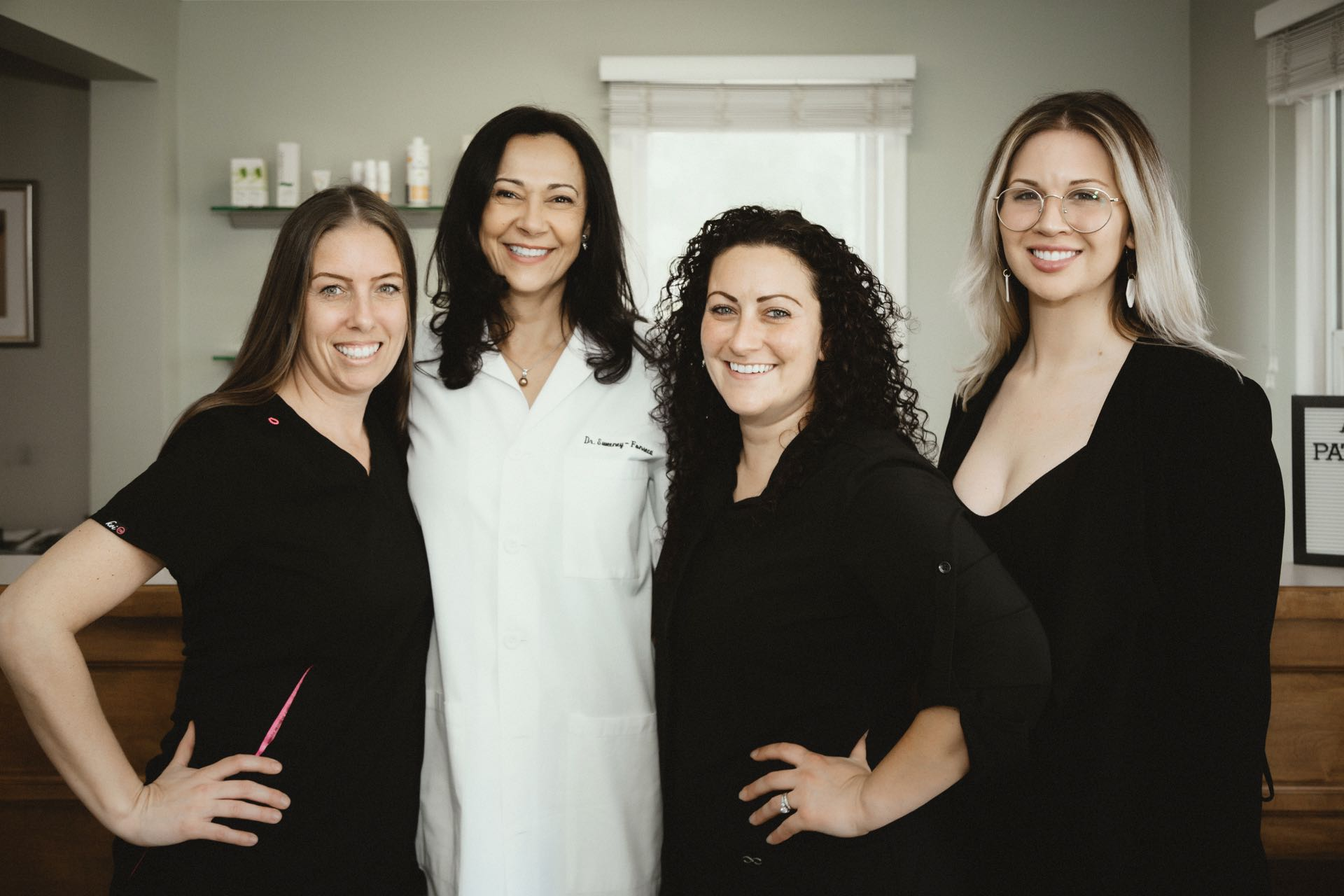 Photo of our Riverton, New Jersey dental team