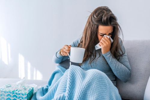 Avoid the Flu with These Five Easy Things