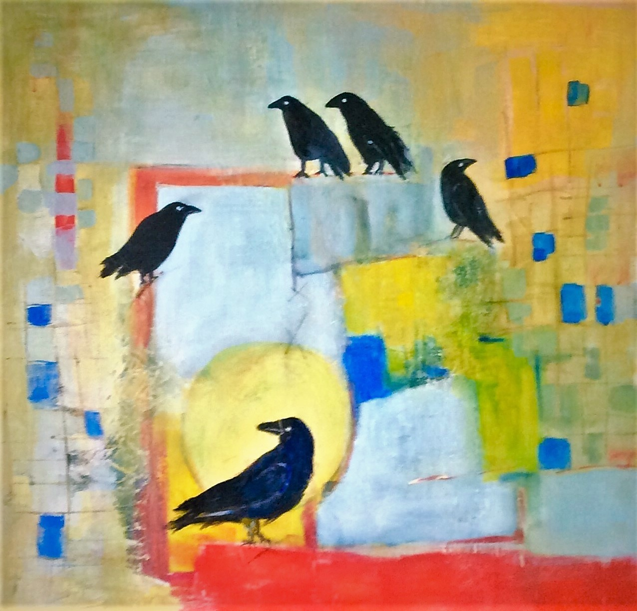 Crows summit