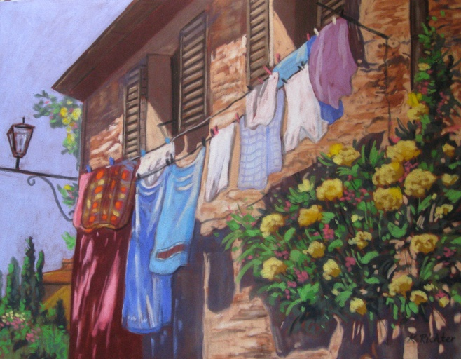 Laundry & Roses
