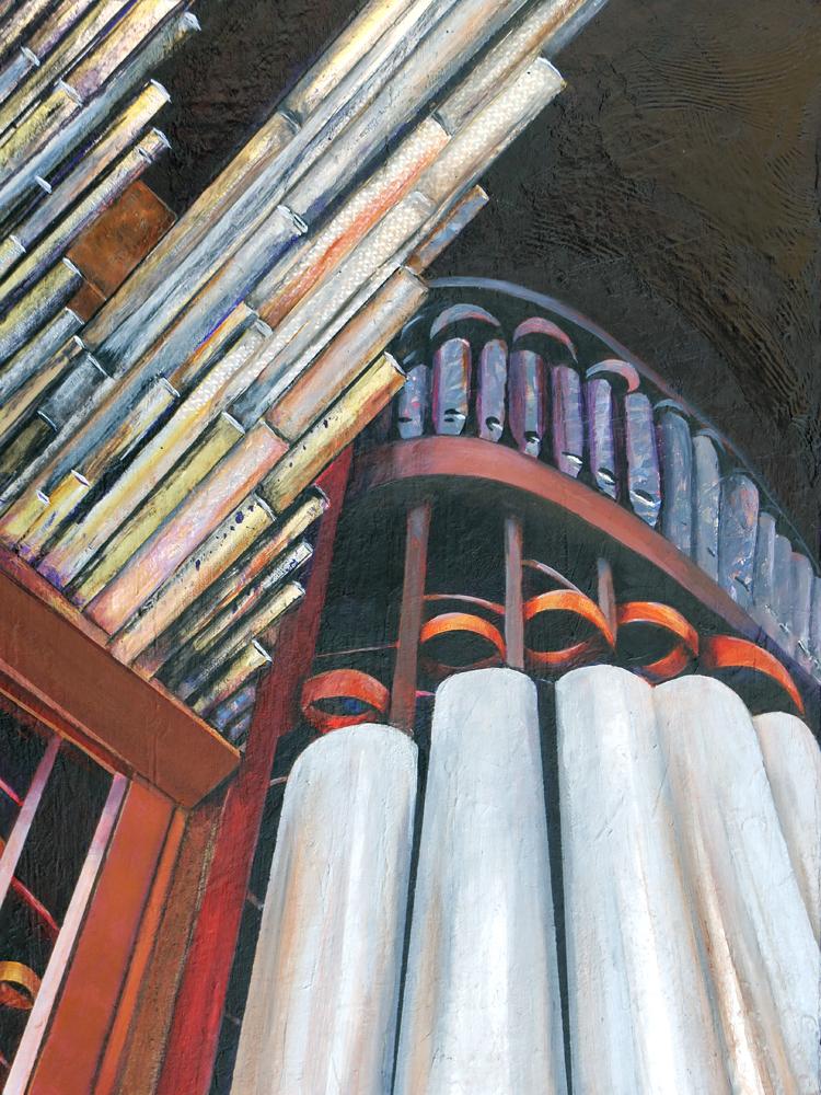 Winspear's Davis Organ