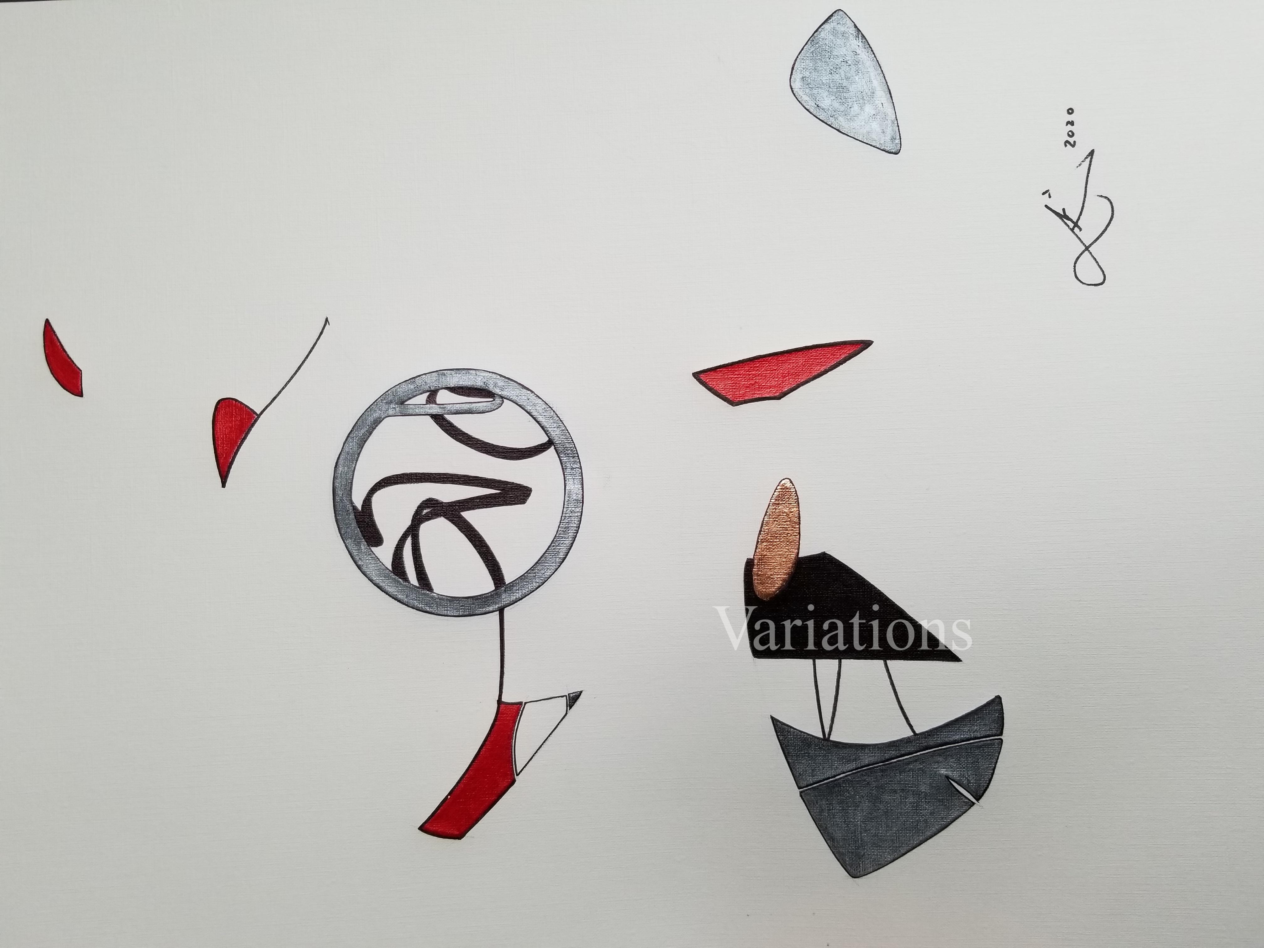 Variation 8 v.1: Dream Catcher
