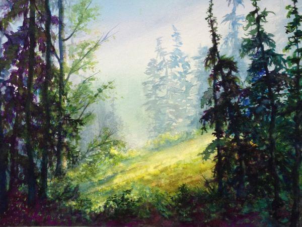 """""""Through the Trees"""""""