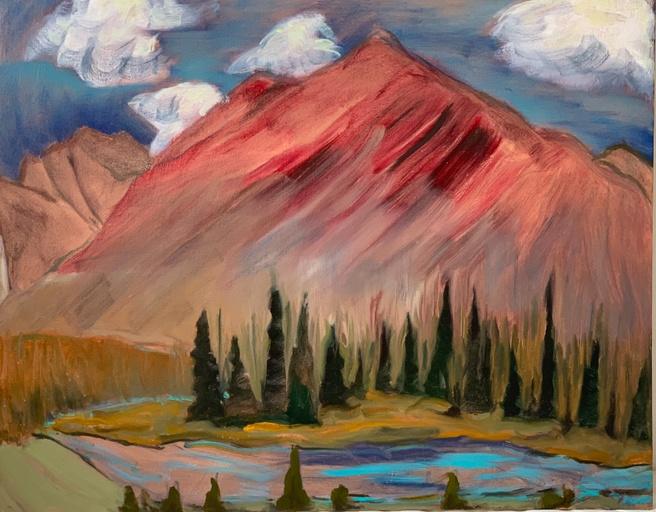 Mountain Glory Kootenay National Park