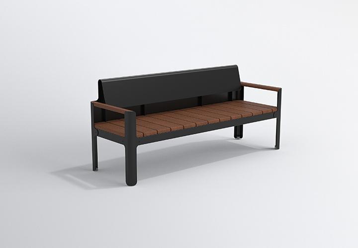 OA - Podium collection lounger