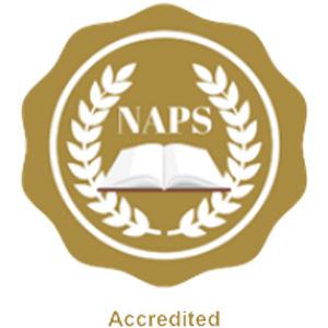 NAPS Badge