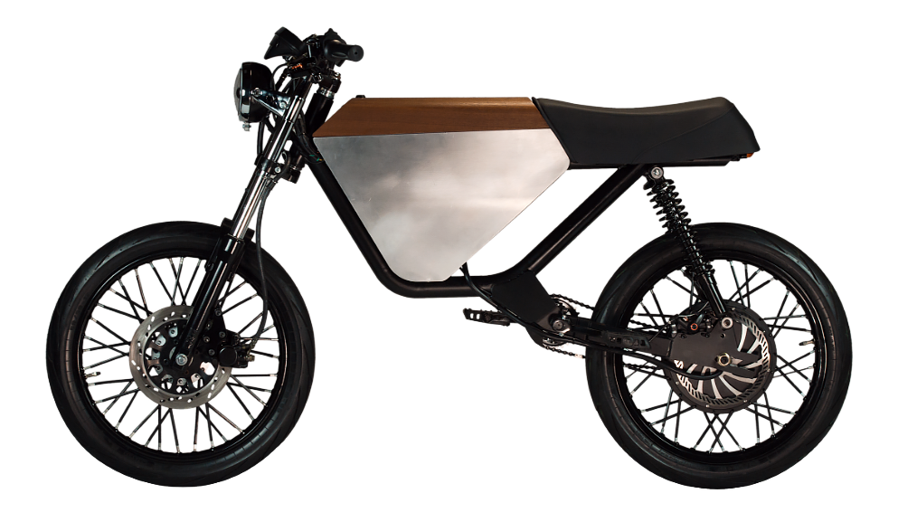 The Onyx RCR base model bike