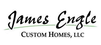 James Engle Custom Homes Logo