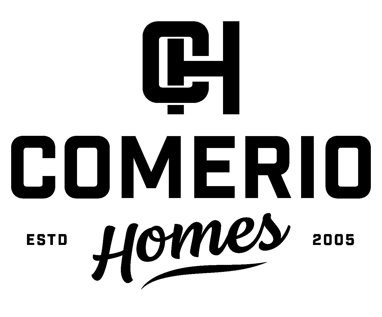 Comerio Homes Logo