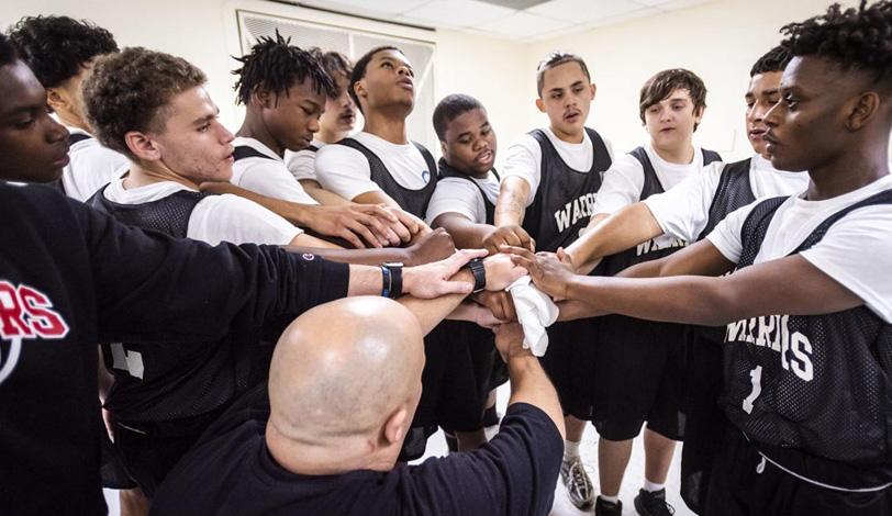 WSSS Basketball Team