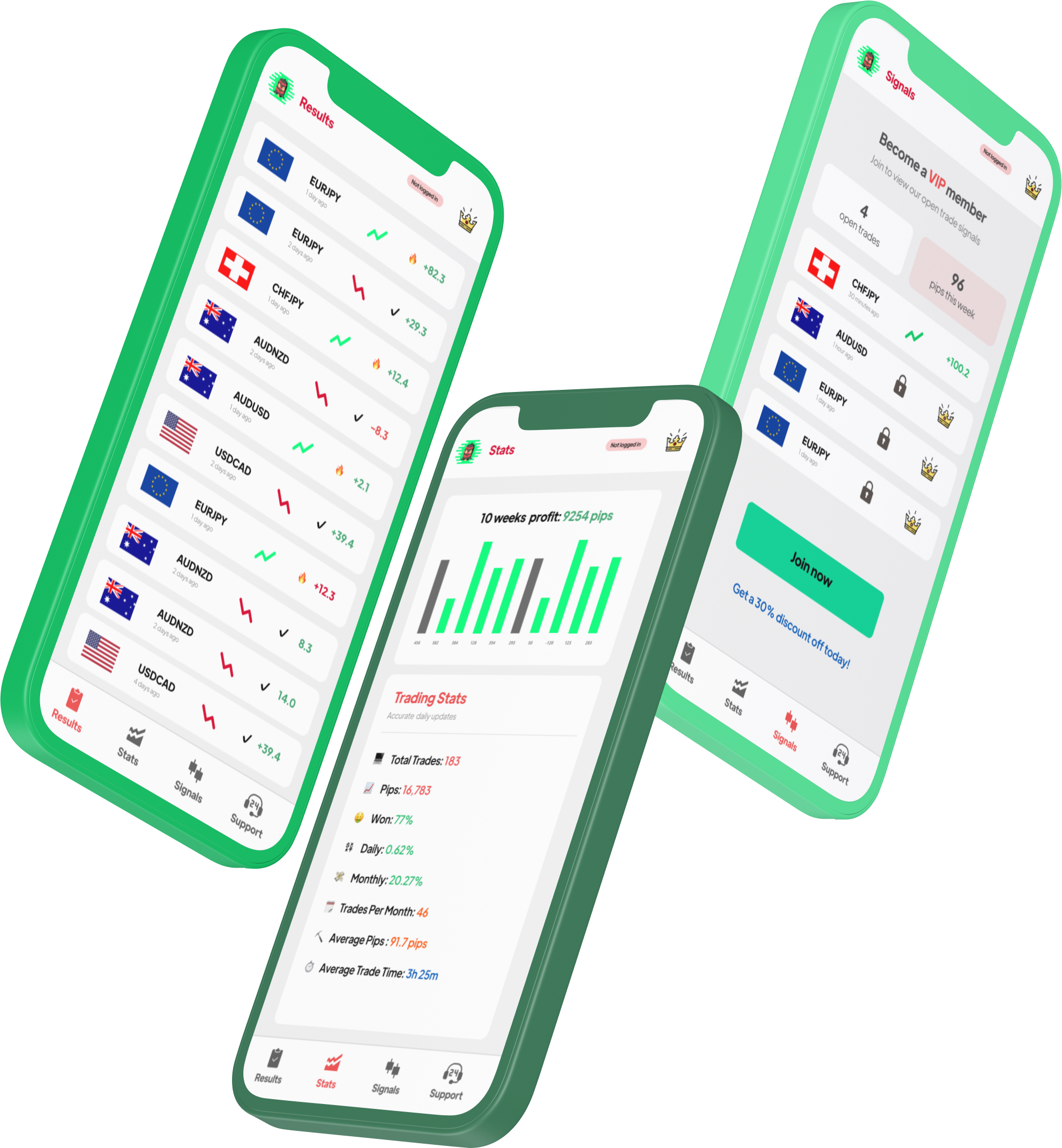 forex app preview