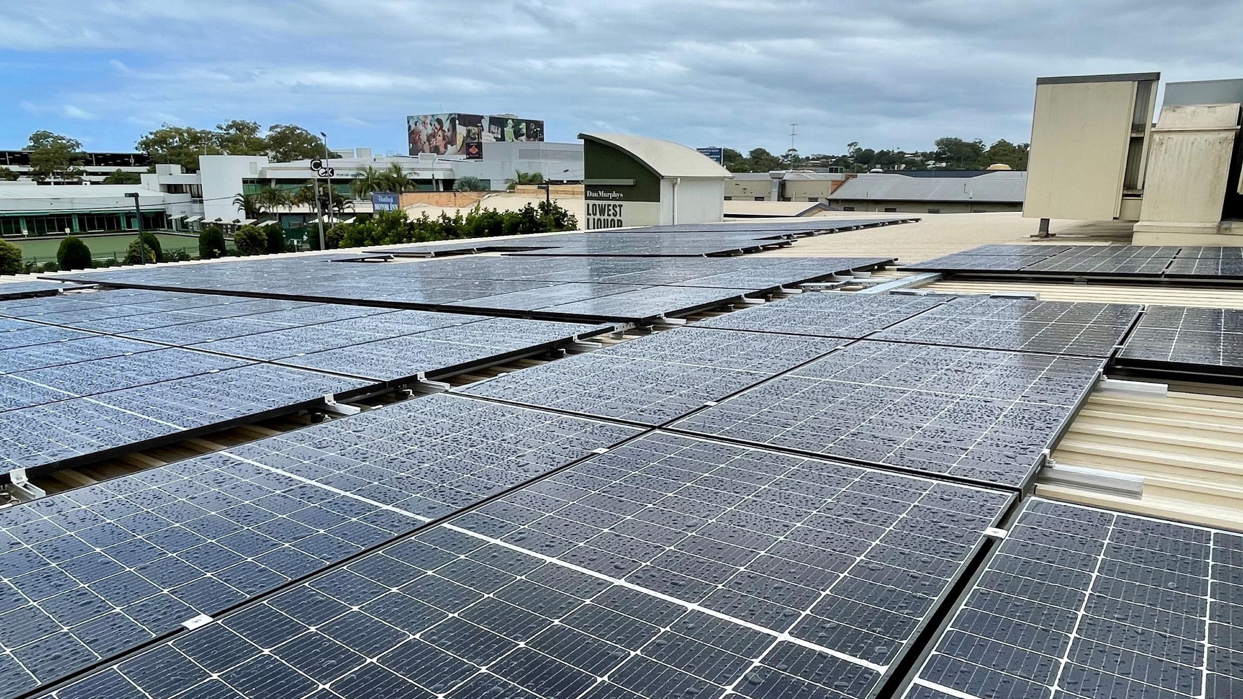 Dan Murphy's in Coffs Harbour gets solar