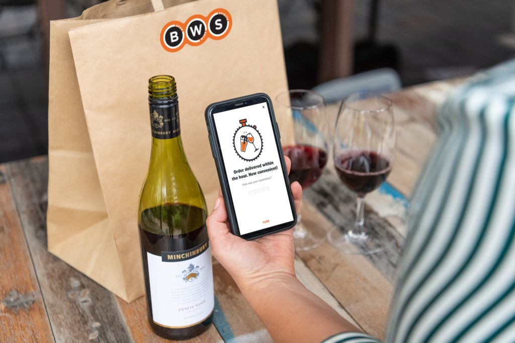 BWS introduces one-hour delivery guarantee and accelerates drive-thru transformation