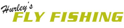 hurley's fly fishing logo