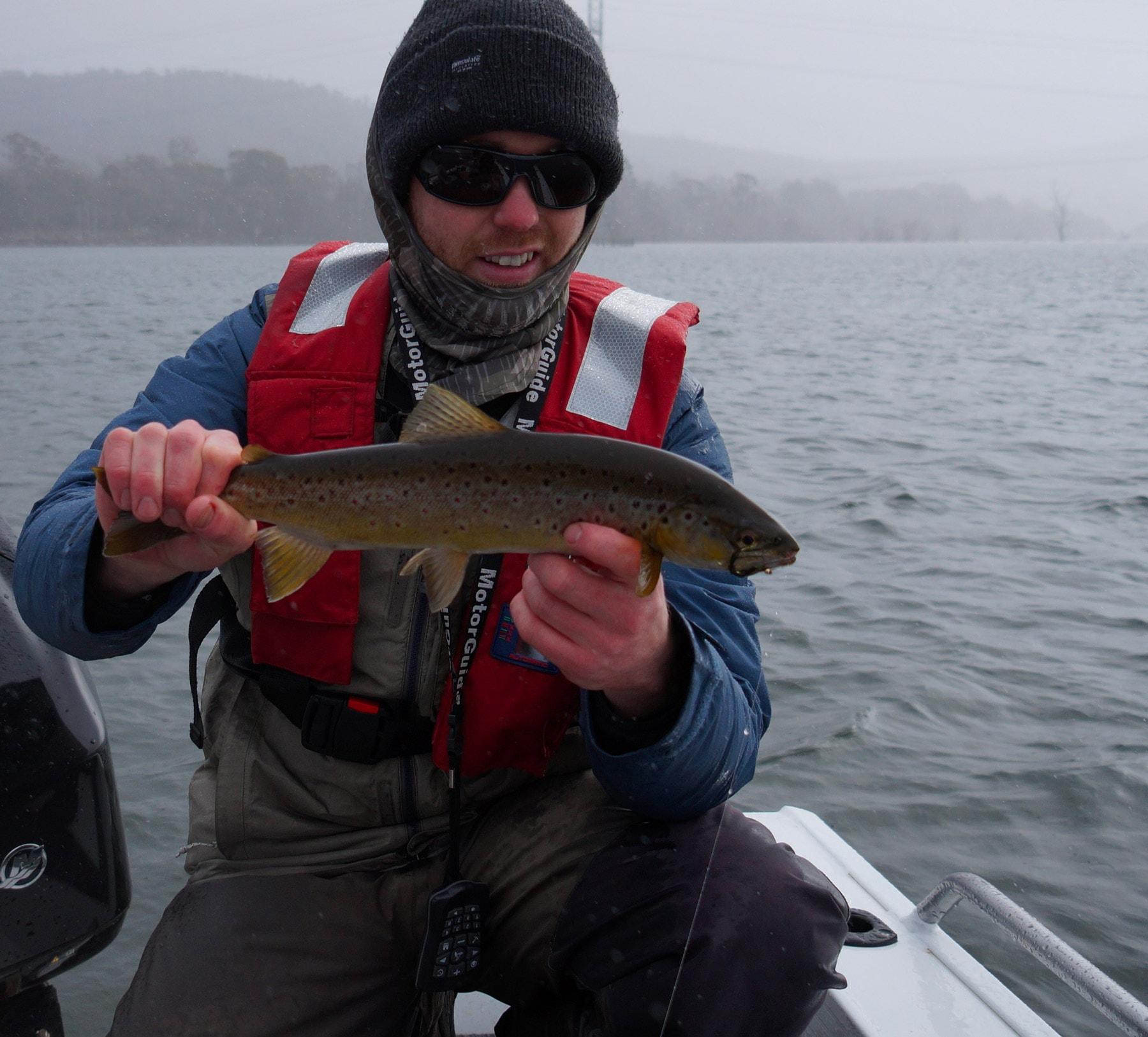Tasmanian Trout Fishing Season Opening 2021
