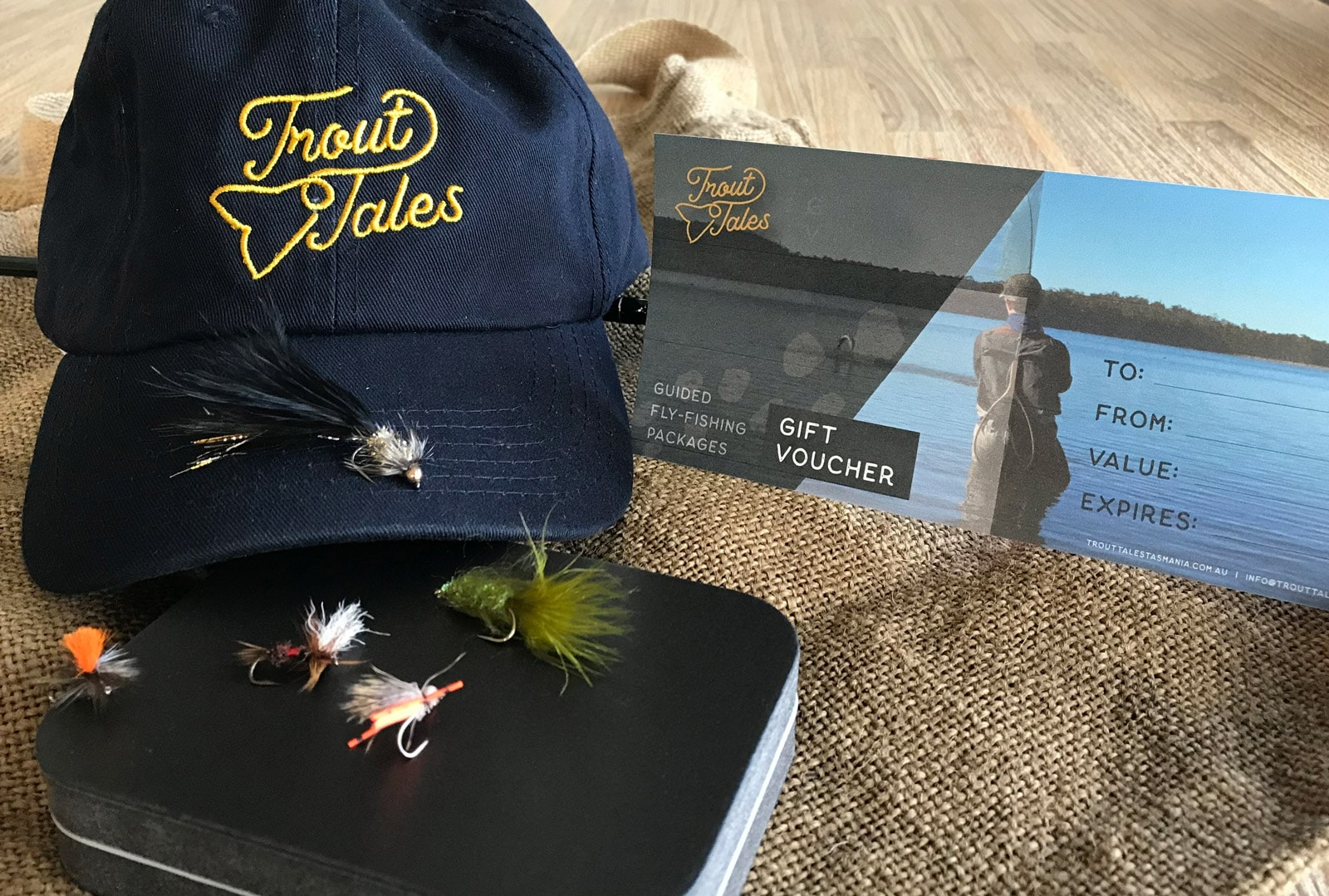 Trout Fly Fishing Vouchers