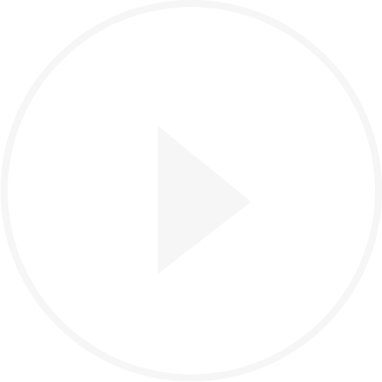 white icon of video player