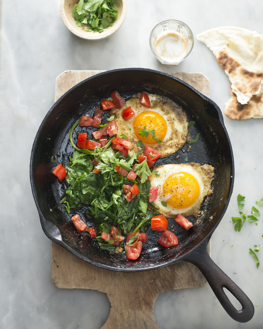 Middle Eastern Eggs