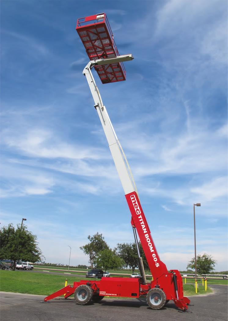 titan 60-s boom lift