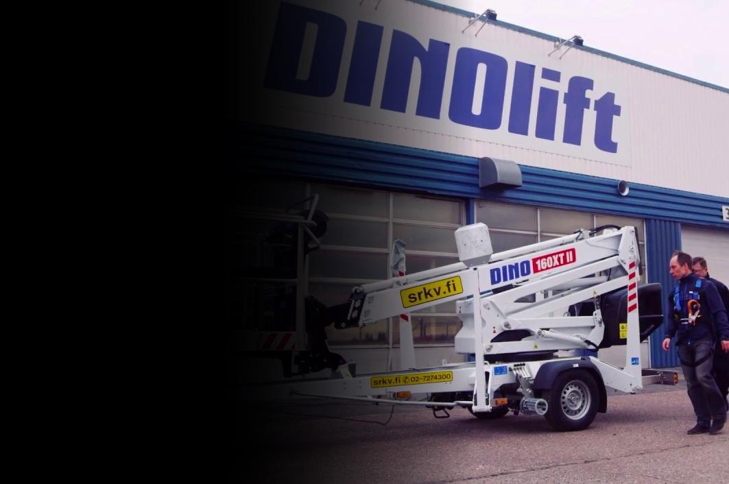 dinolift machinery operating