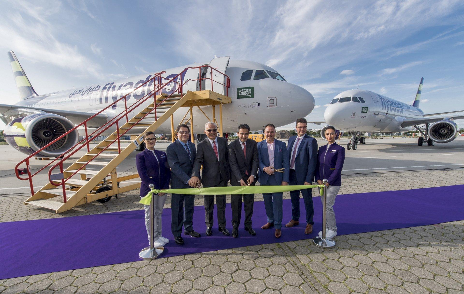 Introducing Flyadeal: Saudi's Fresh New Flyer