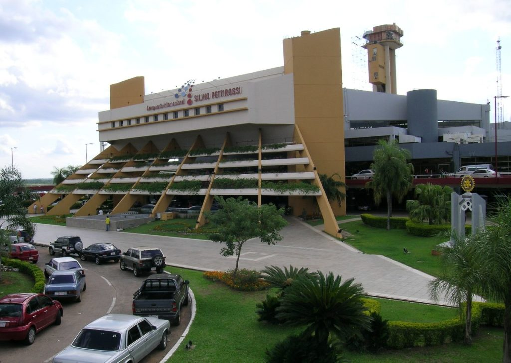 From The Heart of South America: The Aviation Network of Paraguay