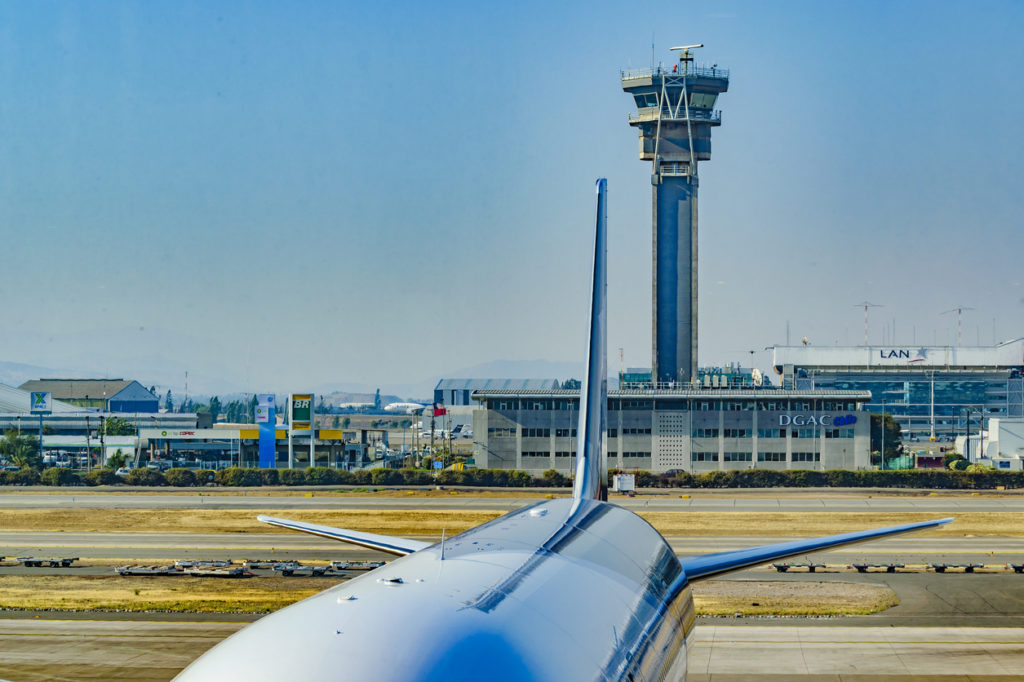 Southward Bound: The Airport Network of Chile