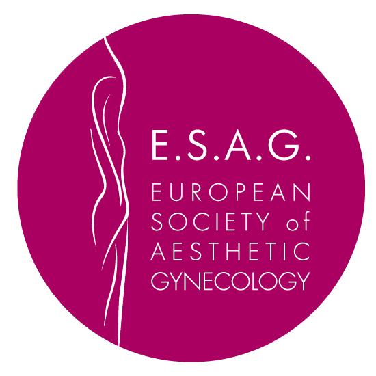 E.S.A.G. European Society of Aesthetic Gynecology.