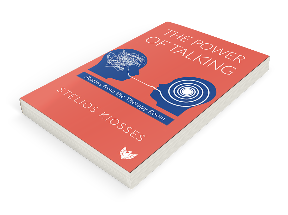 The Power of Talking: Stories from The Therapy Room by Stelios Kiosses.