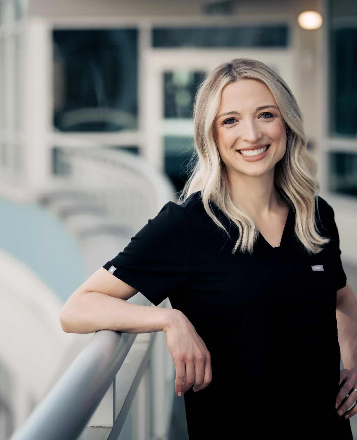 Photo of Dr. Jennifer D'Silva, a dentist in Charlotte, North Carolina